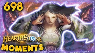 MIND CONTROL WARS!! | Hearthstone Daily Moments Ep. 698