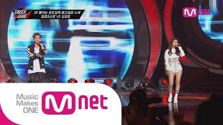 Mnet [싱어게임] Ep.03 : 비투비 일훈 & 포미닛 소현(BTOB & 4MINUTES) - 길을 막지마, 땡땡땡 @SingerGame