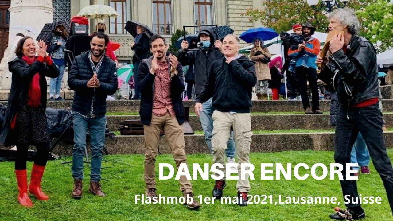 Flashmob à Lausanne