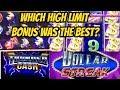 Dollar Streak or Thunder Cash! Which bonus was the best?