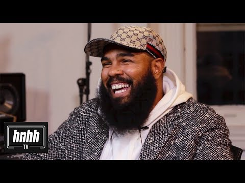 """Stalley on """"Tell Truth"""" EP,  Rick Ross/MMG Relationship & More (HNHH Interview 2017)"""
