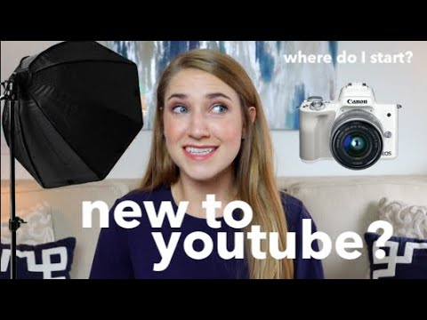 WHAT I USE TO FILM MY VIDEOS | YouTube Equipment For Beginners | This Or That