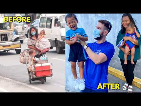 Struggling Family Vendor MAKE OVER + Puhunan Pang Negosyo (Story of Survival) 🙌🇵🇭