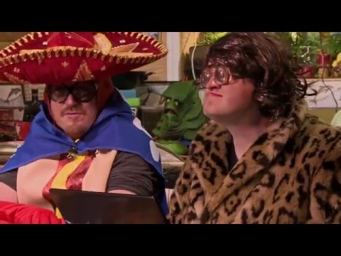 TPB Podcast Episode 14 - I'm A French-Mexican Superhero Disguised As A Hotdog