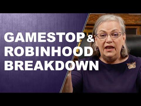 LYNETTE'S GAMESTOP & ROBINHOOD BREAKDOWN: The Truth Behind GameStop & Robinhood Fiasco
