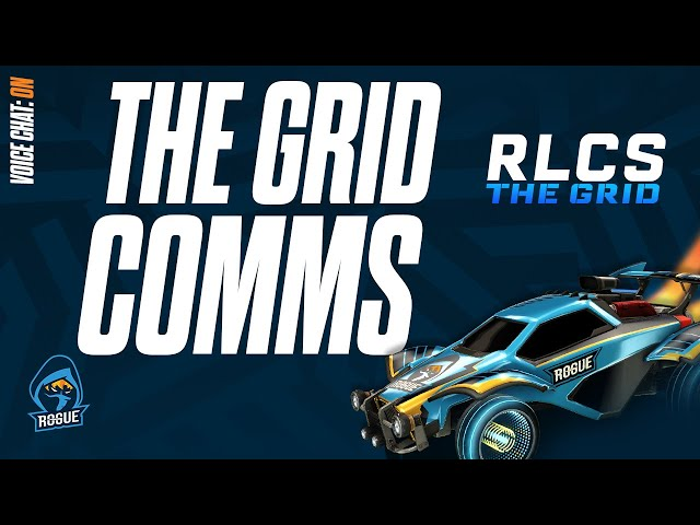 Top 4 in The Grid... Again! | Rogue RL Comms