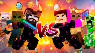 PEDRODBR VS SPOK - Minecraft REVERSO #13