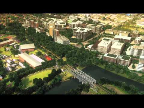 Future Parramatta - Building Australia's Next Great City