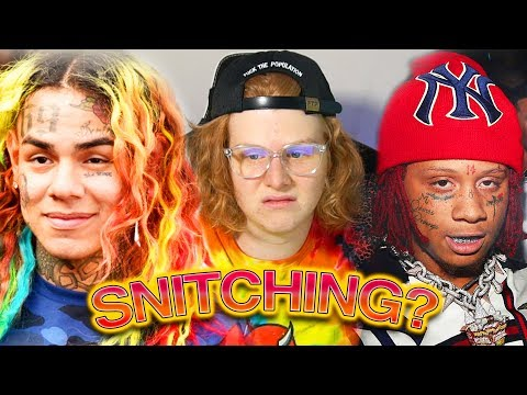 6IX9INE SNITCHING ON TRIPPIE REDD IN COURT?! - MY OPINION