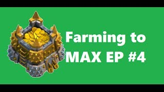 Clash of Clans - Farming to MAX Episode 4: Archer Tower to level 10!