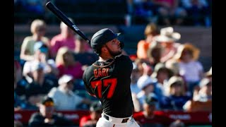 Giants Spring Training Highlights: Minor Leaguers