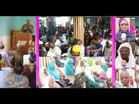 Jasser Auda. Nigeria. Khutba: Uniting the Ummah. Lagos State Hospital Central Mosque. April 7 2017