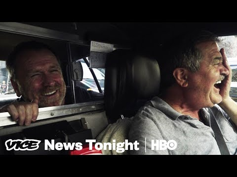 Colin Quinn Talked To NYC Cab Drivers About The Industry's Suicide Crisis (HBO)