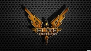 Live stream Anaconda + Fighter deployment Elite Dangerous