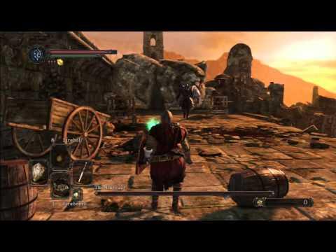 Dark Souls 2 Quick Kill! The Pursuer!