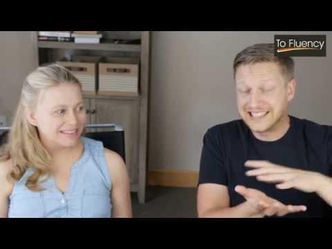 Real English Conversation: My Wife and I Answer Your Questio