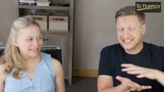Real English Conversation My Wife and I Answer Your Questions!