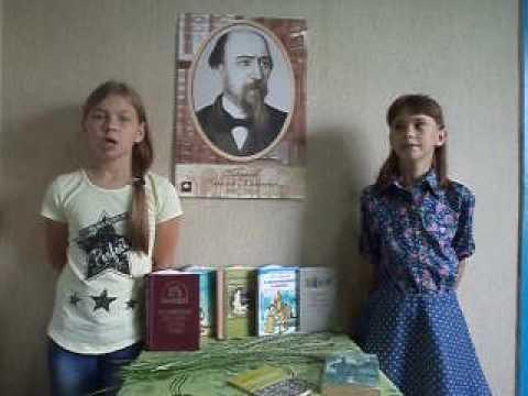 Изображение предпросмотра прочтения – ЛюбовьКоссилова читает произведение «Несжатая полоса» Н.А.Некрасова