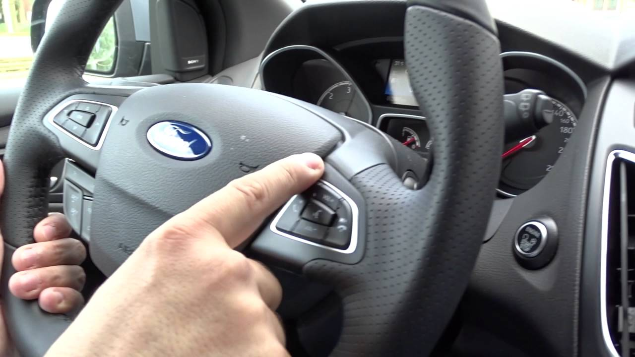 Ford Focus ST con cruscotto multimediale Sync: la Recensione di Cellularemagazine.it - YouTube