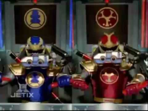 mighty morphin season 3 zords vs ninja storm zords