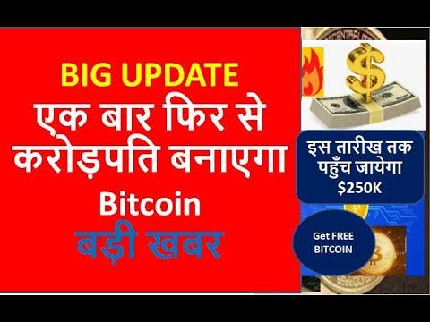 Bitcoin Biggest Update : BTC Future Price Prediction : Earn Free Bitcoin