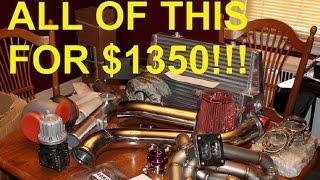 xs power is300 turbo kit
