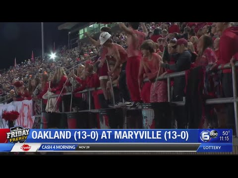 Oakland At Maryville