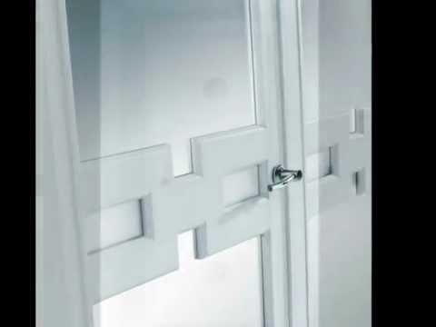 Puertas lacadas puertas de dise o sanrafael youtube for Puertas de diseno