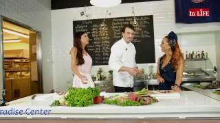 Френска супа Буйабес с Теди Кацарова в Кухня в Рая! Епизод 2