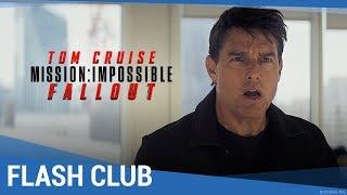 Ethan un peu stress pour la sortie de Mission : Impossible Fallout !