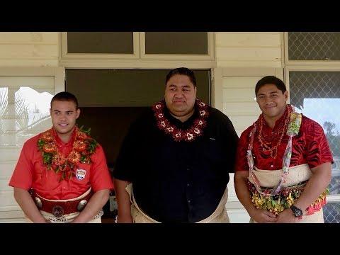 Mate Ma'a Tonga - Tuimoala Lolohea & Jason Taumalolo - Hāʻunga - Fonuamotu Lapaha by HSH Kalaniuvalu