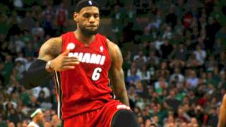 lebron james mix   cant hold us 2013