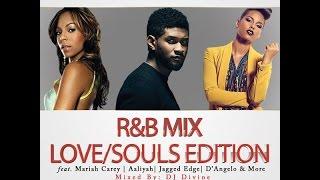 R&B Mix: Love 90s -Todays Music: Jagged Edge, Dru Hill, Ashanti, Mariah Carey, Usher & More!