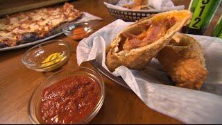 Chicago's Best Hot Dog: Mel's Pizza