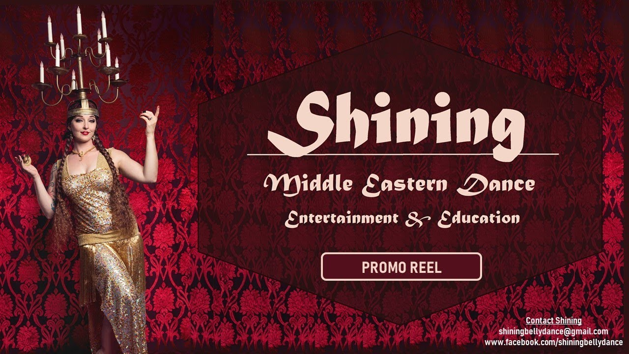 Shining Belly Dance | Middle Eastern Dance | Entertainment & Education