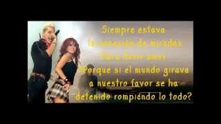 Llueve en mi corazón -  RBD (letra)