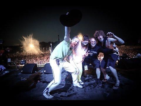 Można śpiewać - Gooral i Karczmareczka! Making of Woodstock 2012, odc.14/20