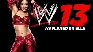 NXT: Paige Vs Audrey Marie