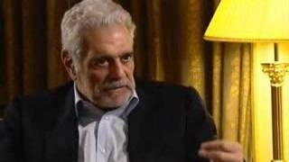 Interview with omar sharif (2004)for downloads and more information visit http://www.journeyman.tv/15309/short-films-archive/interview-with-omar-sharif.htmla...