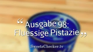 SweetsChecker - Ausgabe #98: Flüssige Pistazie - La Crème Dessert - Mont Blanc - Candy Review