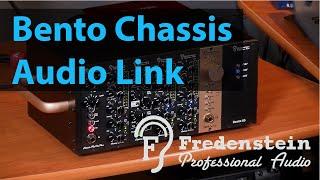 "Fredenstein Bento Chassis: ""Audio Link"" 500 Modules"