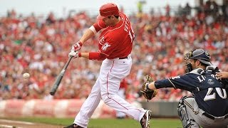 Joey Votto Ultimate 2015 Highlights