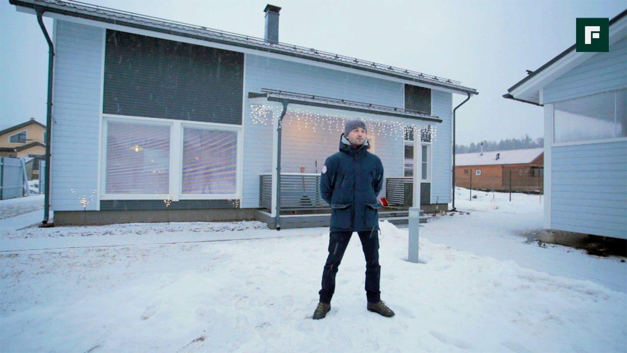 Дом своими руками по скандинавской технологии фото 650