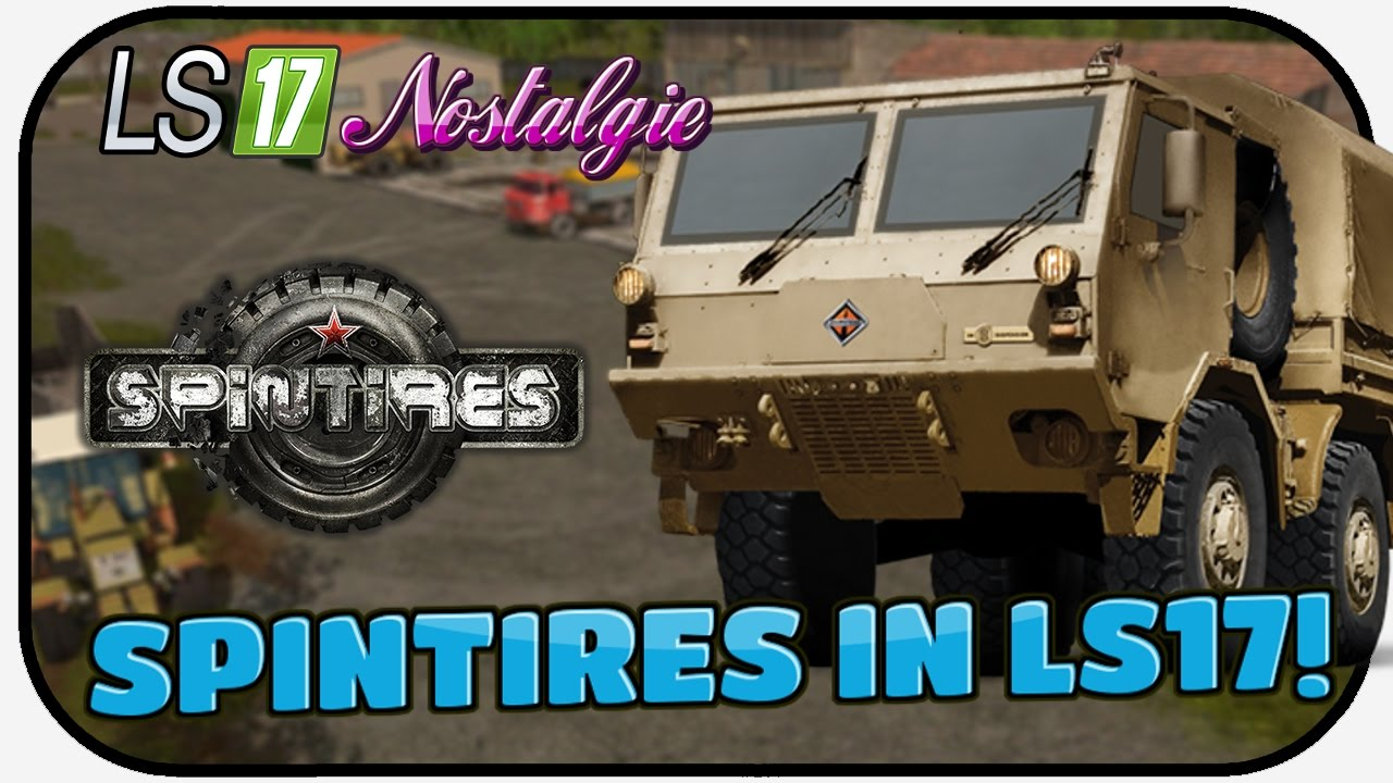 ls17 nostalgie 046 spintires in ls17 lpg schwarze. Black Bedroom Furniture Sets. Home Design Ideas