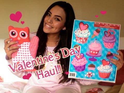Valentines Day Haul 2015! Target, Hobby Lobby, Dollar Tree And More!