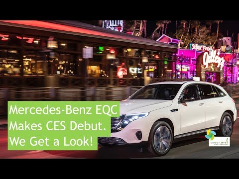 Preview: 2020 Mercedes-Benz EQC Electric SUV