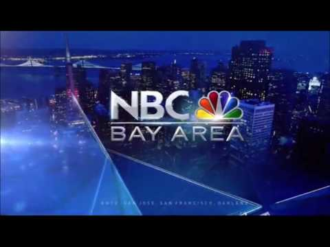(KNTV) NBC Bay Area News at 11pm Open HD (July 29, 2016)