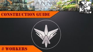 Anno 2070 - Construction Guide: Tycoon Workers