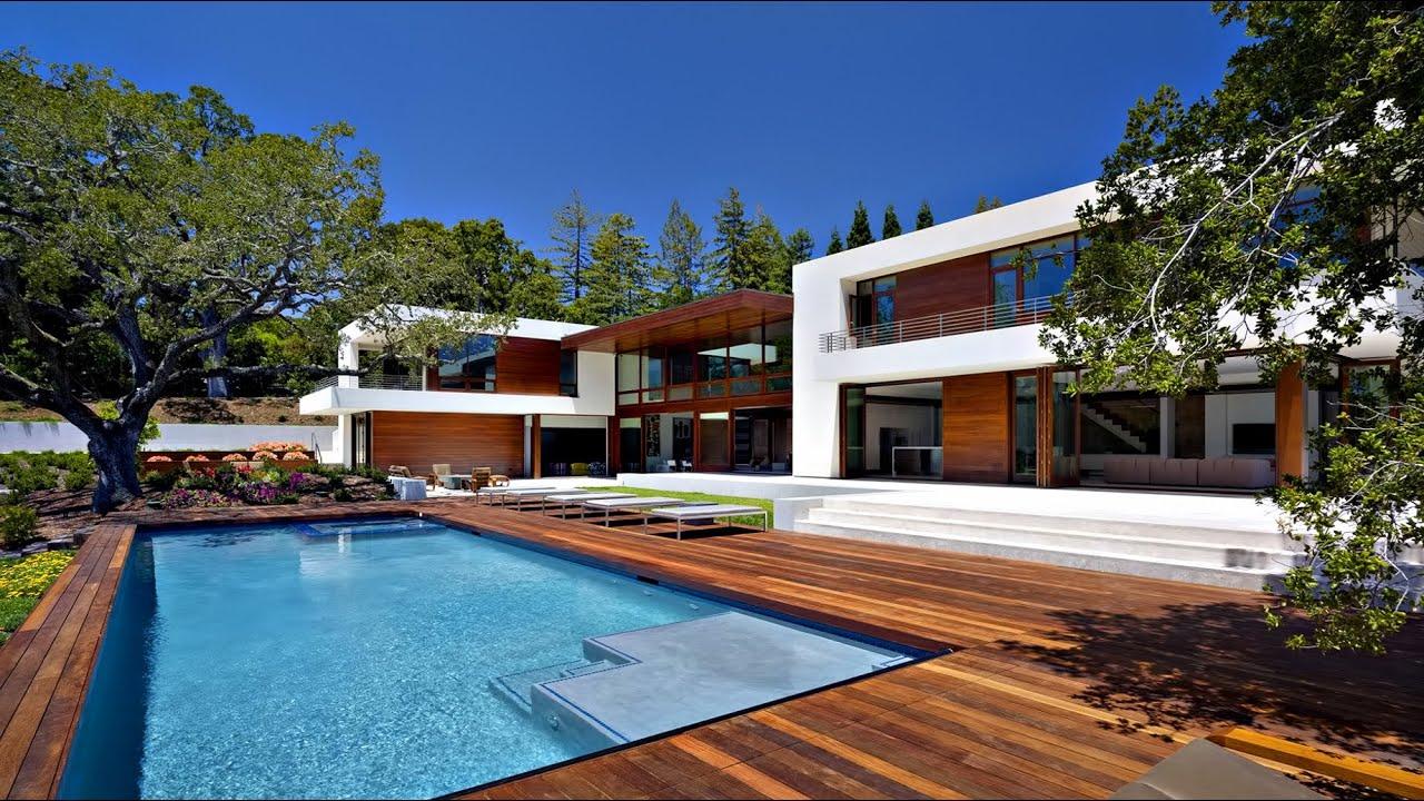 Atherton CA Luxury Homes