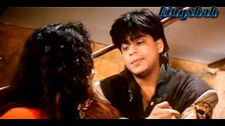 Yeh Hai Mera Faisla Kya Hai Tera Faisla O Rabba( HD)Feet By ShahRukh Khan & Raveena Tandon Song